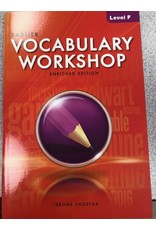 Sadlier 121 - Vocabulary Level F