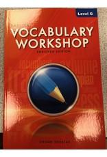 121 - Vocabulary Level G