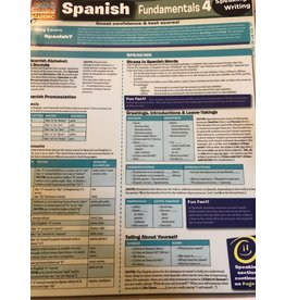 340, 341 - Spanish Fundamentals 4 Barchart