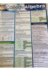 448 - College Algebra Barchart