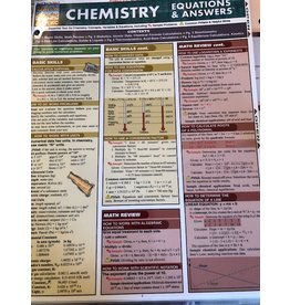 Barchart 521 - Chemistry Barchart