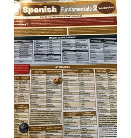 Barchart 320 - Spanish Fundamental 2 Barchart