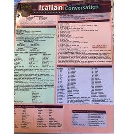 Barchart 322, 323, 332, 333, 343 - Italian Conversation Barchart