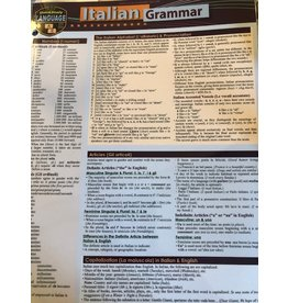 Barchart 322, 323, 332, 333, 343 - Italian Grammar Barchart