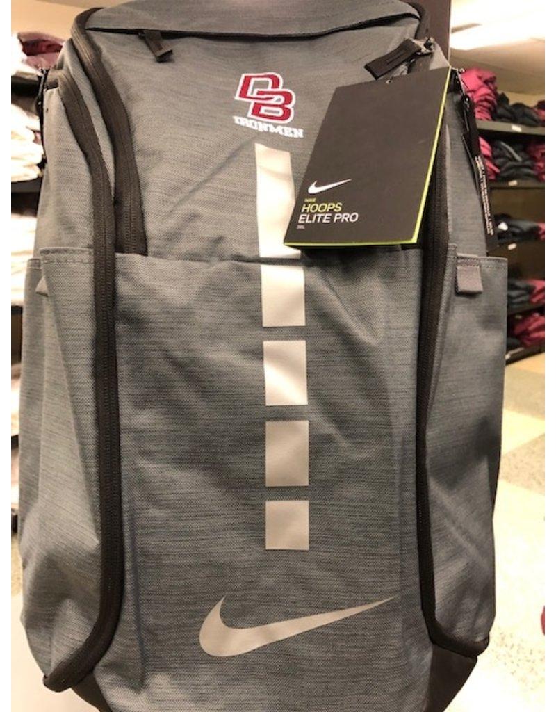 NikeLgGreyBackpack