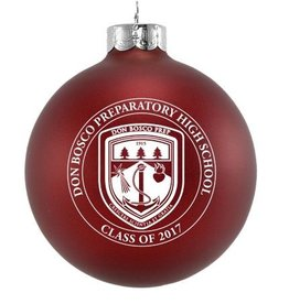 Howe House Christmas Ornaments - 27 class of 2017 left