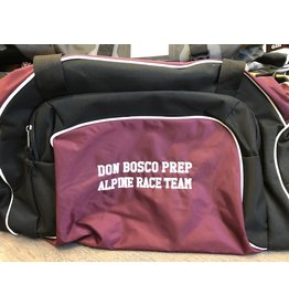 "Holloway DuffelBagsbyHolloway Maroon & Black Alpine Ski Team 28"" X 13"" X 14"""