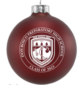 class of 2023 ornament