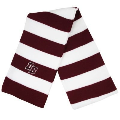"""Niagara"" Rugby Striped Scarf"