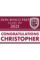 Class of 2021 Lawn Sign, Double Sided