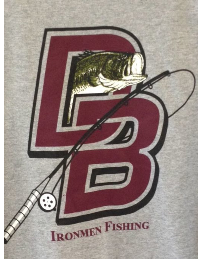 Gildan Short Sleeve DBP Fishing Club T Shirt