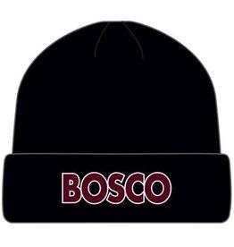 Pukka hat with fold black one size
