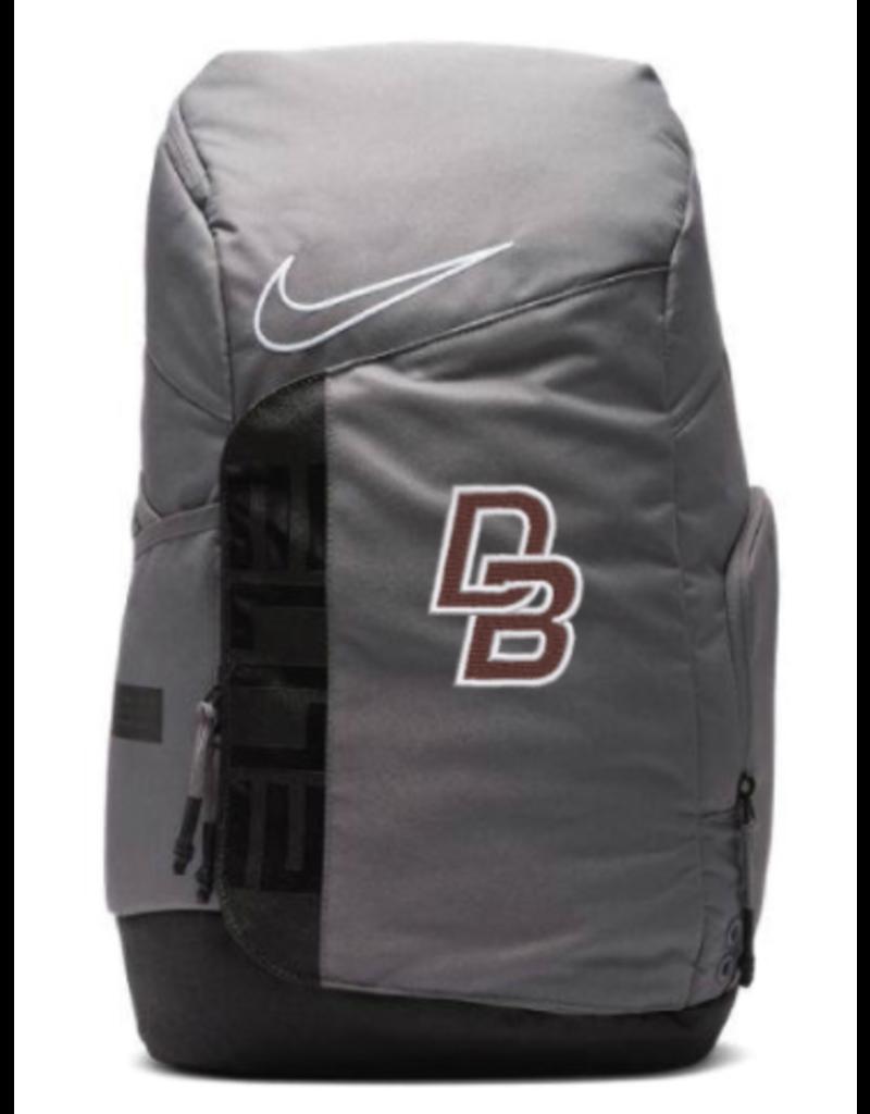 Nike NewNikeEliteGreyBackpack