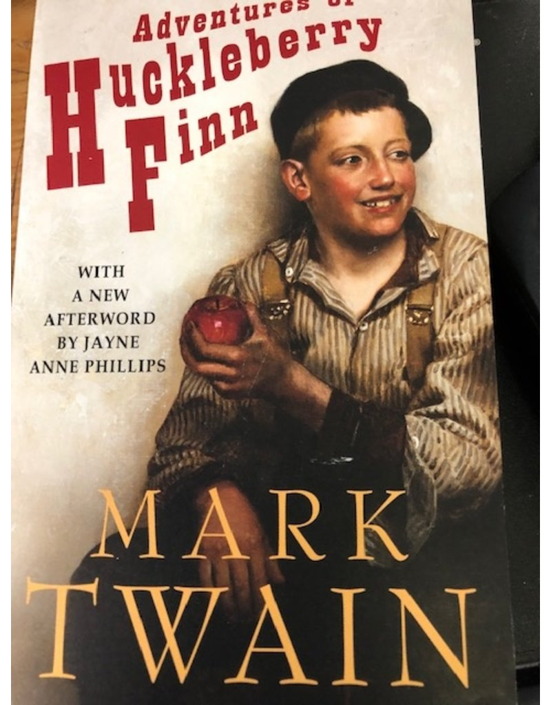 121 - adventures of Huckleberry Finn