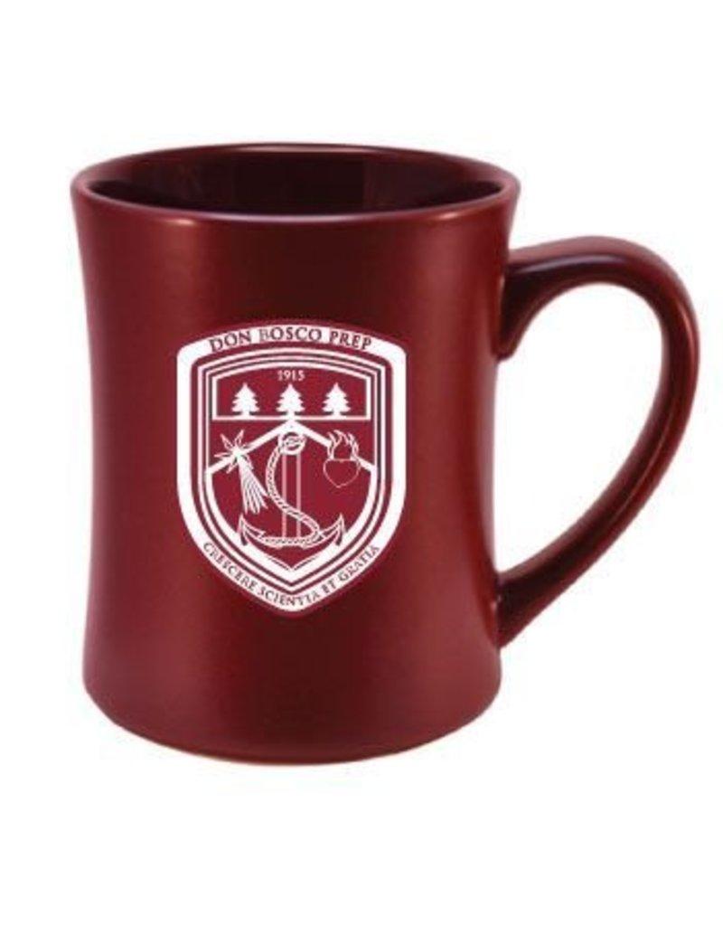R.F.S.J Etched Don Bosco Prep Mug