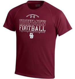 Under Armour UA Youth FTbl SS TShirt