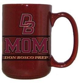 R.F.S.J Maroon Mom Mug - 15 0z.