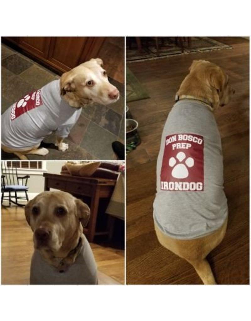 "Spirit Products Limited Don Bosco Prep ""IRONDOG"" T Shirt"