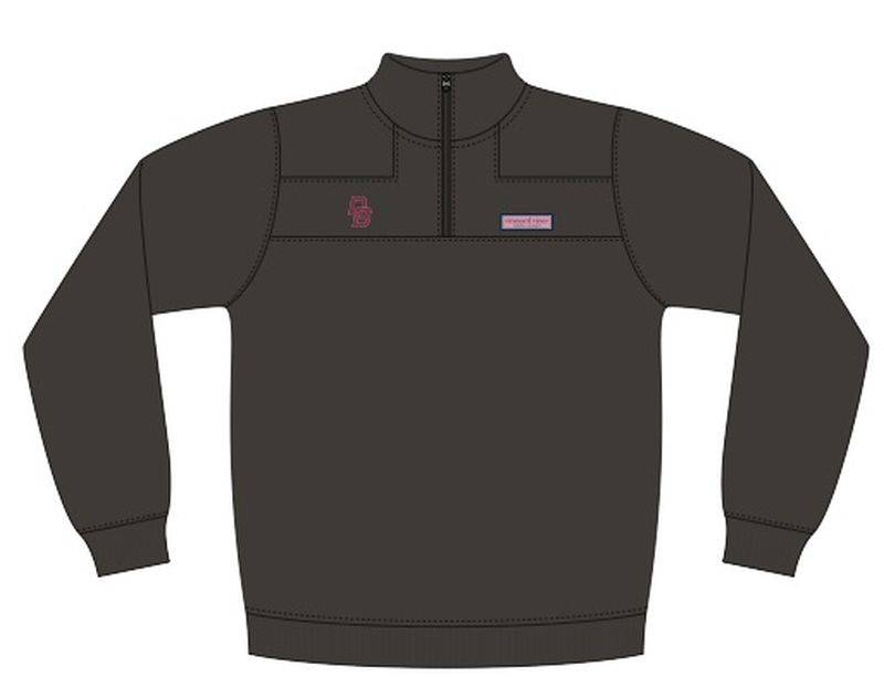 Vineyard Vines Vineyard Vines Classic 1/2 Zip Shep Sweatshirt Pullover