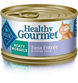 Blue Buffalo Blue Buffalo Healthy Gourmet Adult Meaty Morsels Tuna Entrée 3 oz