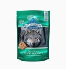Blue Buffalo Blue Buffalo Wilderness Trail Treats Biscuits Grain Free Duck Treats 10oz