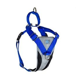 RC Pets RC Pets Ultimate Control Harness XS Grey/Royal Blue