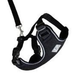 RC Pets RC Pets Adventure Kitty Harness S Black
