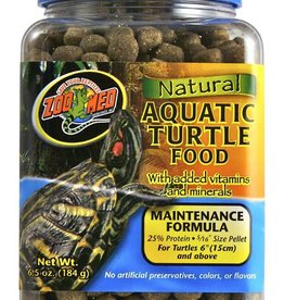 Zoo Med Zoo Med Natural Aquatic Food Maintenance Formula 24oz