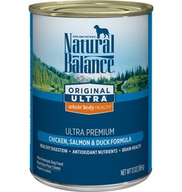 Natural Balance Natural Balance Chicken, Salmon & Duck 13oz