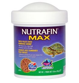 Nutrafin Nutrafin Max Turtle Pellets With Gammarus Shrimp 30 g (1.06 oz)