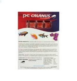 Piscine Energetics Piscine Energetics Frozen Calanus 4 oz. (cubed)