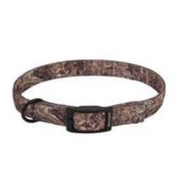 "Coastal Remington Double-Ply Patterned Hound Dog Collar 1"" x 16"" Realtree Max 4 Camo"