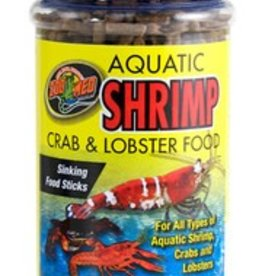 Zoo Med Zoo Med Aquatic Shrimp, Crab & Crayfish Food