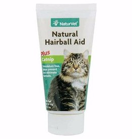 NaturVet Naturvet Natural Hairball Remedy with Catnip Gel