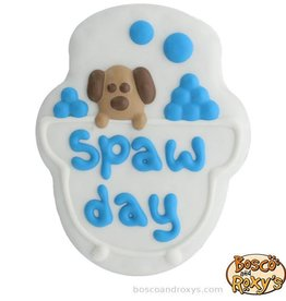 Bosco and Roxy's Bosco and Roxy's For the Groomers!  Spaw Day Cookie
