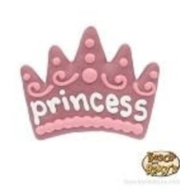 Bosco and Roxy's Bosco and Roxy's A Dogs Life Collection Princess Crown Cookie