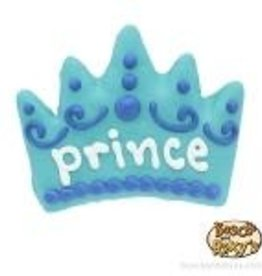 Bosco and Roxy's Bosco and Roxy's A Dogs Life Collection Prince Crown Cookie