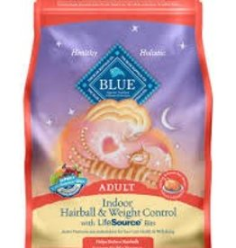 Blue Buffalo Blue Buffalo Life Protection Indoor Hairball & Weight Control Adult Chicken & Brown Rice Recipe 7LB (3.2kg)
