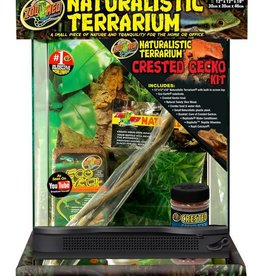 Zoo Med Zoo Med Naturalistic Terrarium Crested Gecko Kit