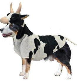 Amazing Pet Products Amazing Pet Products Cow Halloween Costume S