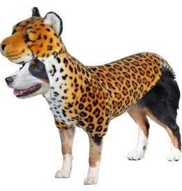 Amazing Pet Products Amazing Pet Products Leopard Halloween Costume S