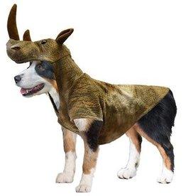 Amazing Pet Products Amazing Pet Products Rhinoceros Halloween Costume S