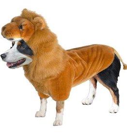 Amazing Pet Products Amazing Pet Products Lion Halloween Costume S