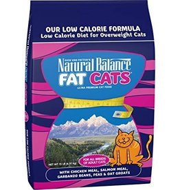 Natural Balance Natural Balance Fat Cat Chicken and Salmon Low Calorie 6lb