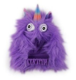 All Four Paws All for Paws - Monster Bunch Hood - Purple