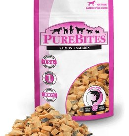 Purebites Purebites Freeze-Dried Salmon Entry Size 33g