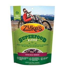 zukes Zukes Superfood Blend Berries 6oz
