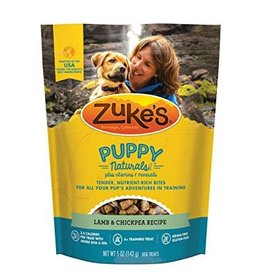 zukes Zukes Puppy Naturals Lamb and Chickpea 5oz