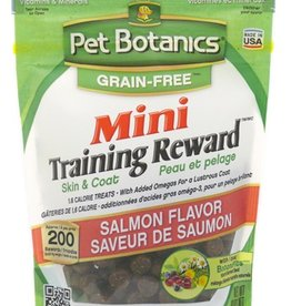 Card Labs Cardinal Labs Pet Botanics Grain Free Training Rewards Mini Salmon Dog Treats 4oz