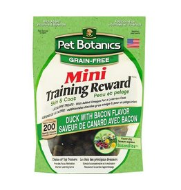 Card Labs Cardinal Labs Pet Botanics Grain Free Training Rewards Mini Duck with Bacon Dog Treats 4oz